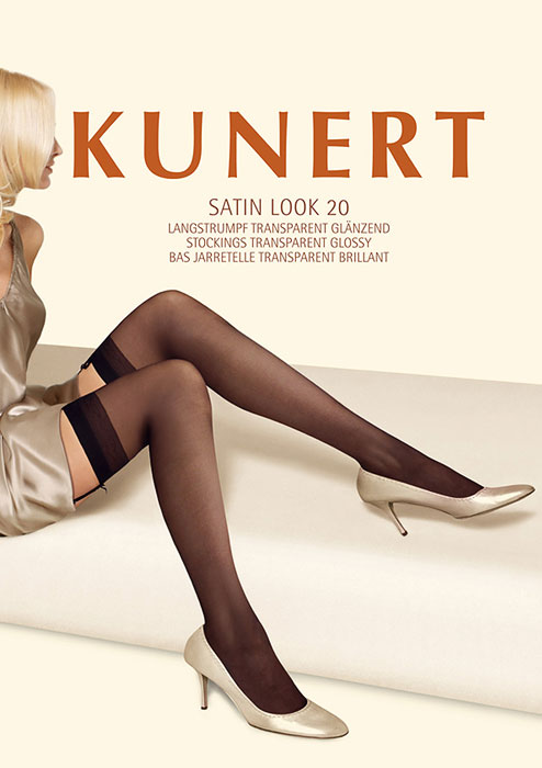 Kunert Satin Look 20 Denier Stockings