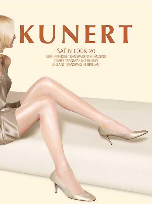 Kunert Satin Look 20 Denier Tights