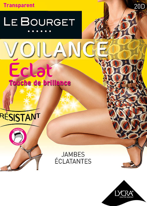 Le Bourget Eclat Touche de Brillance Tights