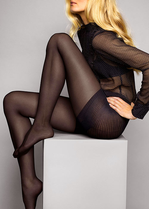 Le Bourget Heritage Luxe Affinant 50 Denier Tights