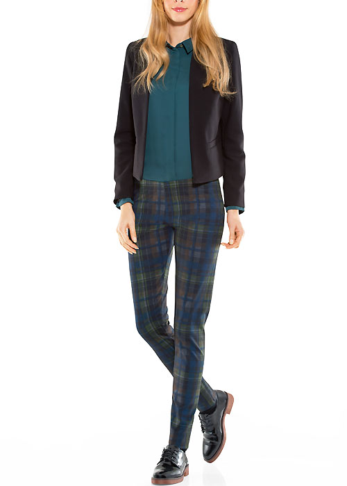 Le Bourget Scottish Pantalon Leggings