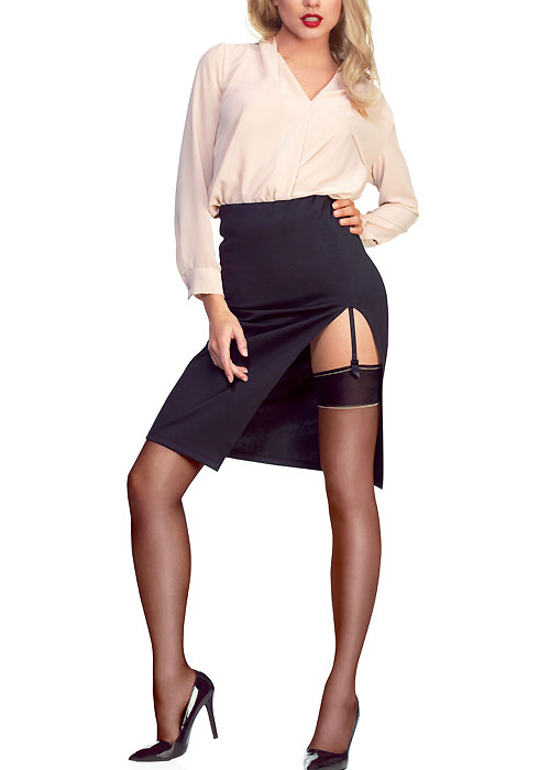 Le Bourget Retro 20 Denier Stockings