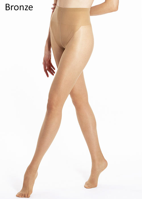 Le Bourget Transparent Satine 15 Denier Tights Zoom 3
