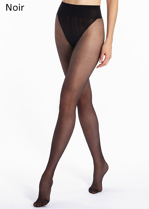 Le Bourget Transparent Satine 15 Denier Tights Zoom 4