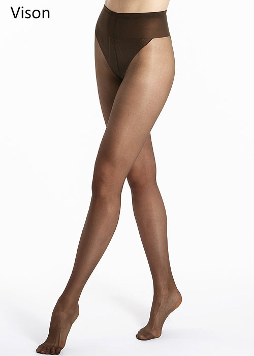 Le Bourget Transparent Satine 15 Denier Tights Zoom 2