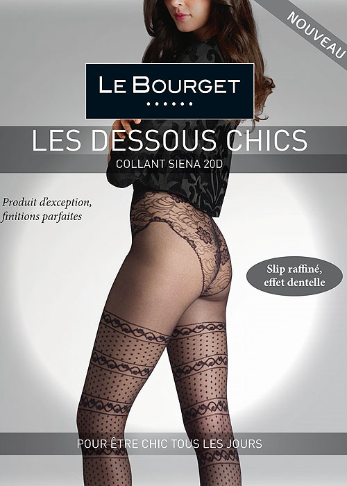 Le Bourget Siena 20 Tights