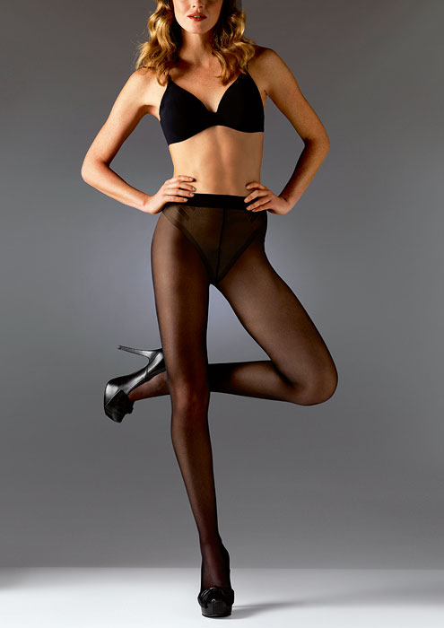 Le Bourget Voilance Satine 15 Denier Tights