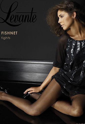 Levante Fishnet Tights