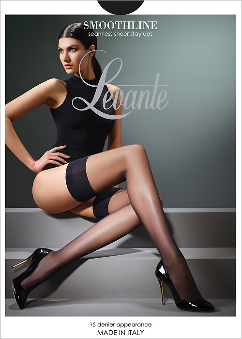 Levante Smoothline Sheer Hold Ups