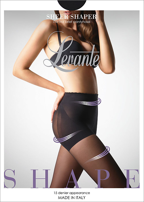 Levante Sheer Shaper Tights