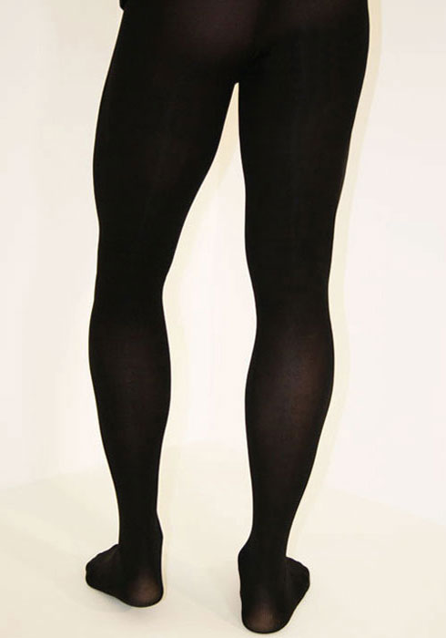 Maximus Mens 40 Denier Opaque Tights