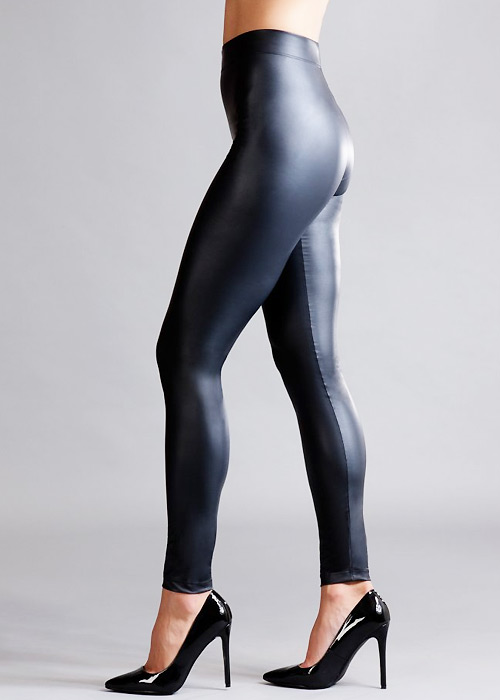 050f46198 Max Mara Canto Faux Leather Leggings In Stock At UK Tights