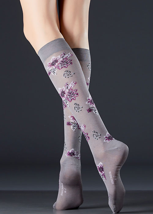 Max Mara Falco Knee High Socks