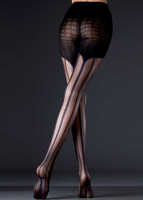Steampunk Tights  & Socks Max Mara Sagoma Tights £22.99 AT vintagedancer.com