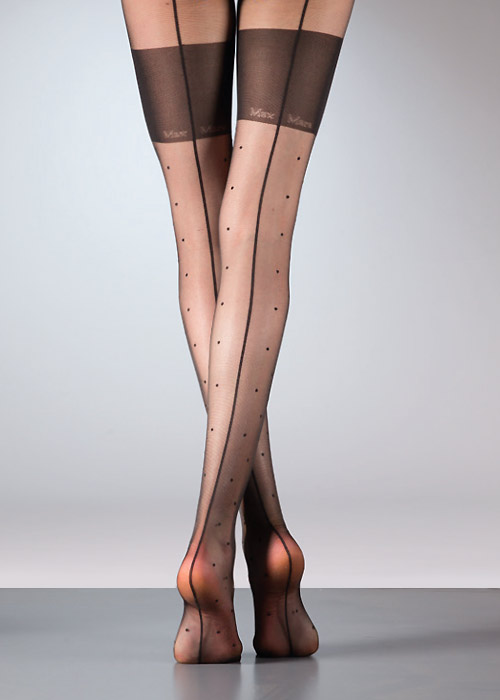 Max Mara Tiro Backseam Tights