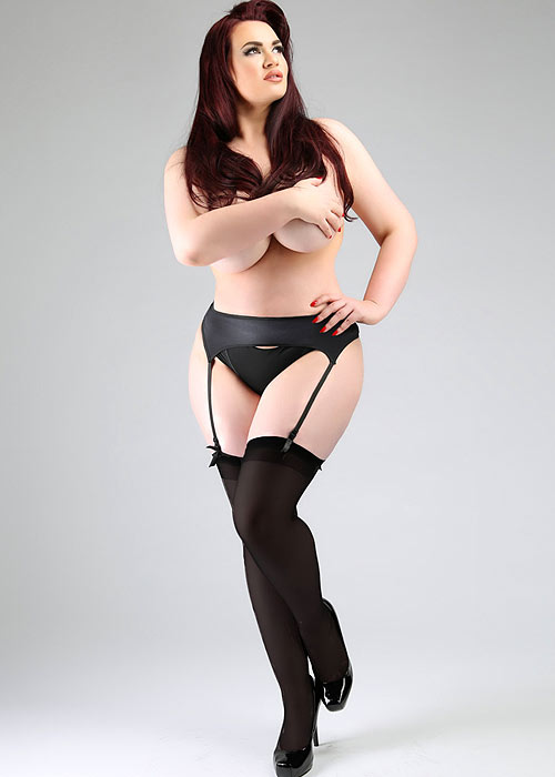 Miss Naughty 60 Denier Opaque Stockings