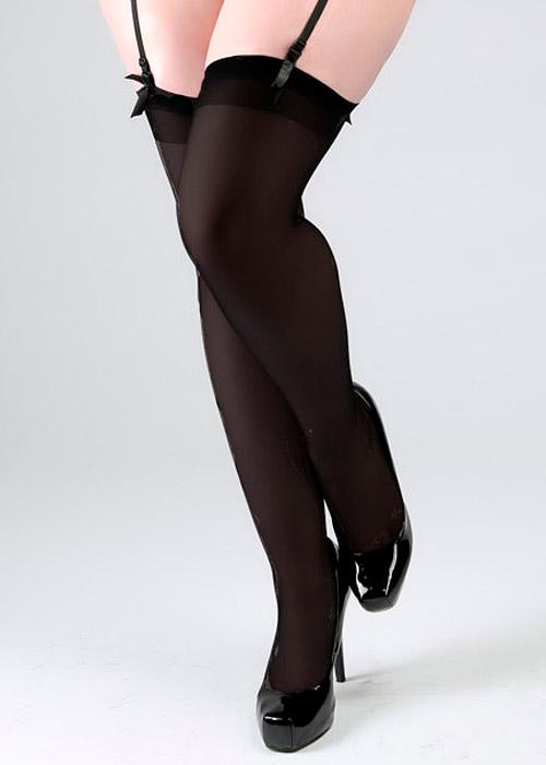 Miss Naughty 60 Denier Opaque Stockings