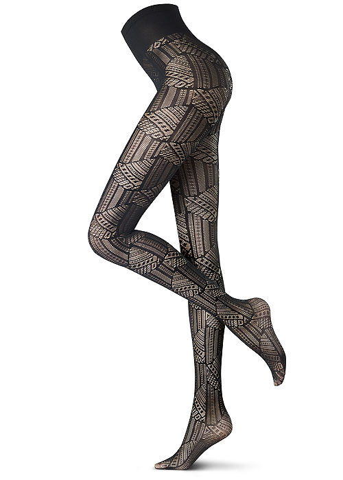 Oroblu Abstract Mistery Tights