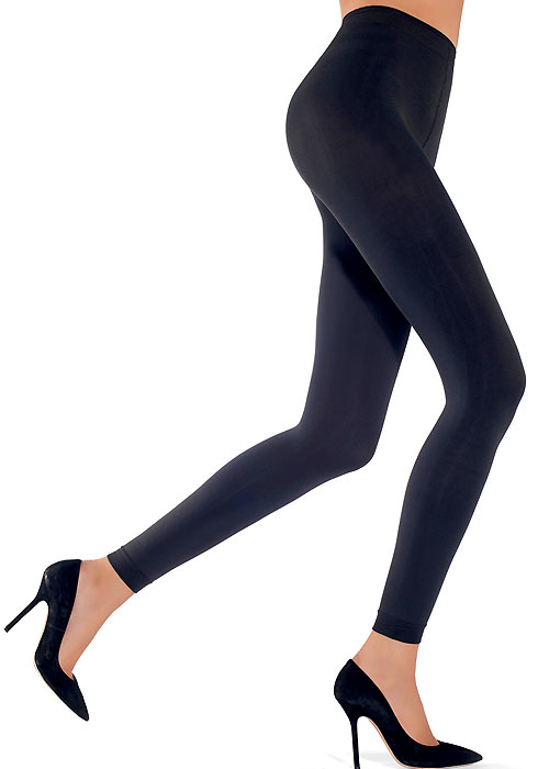 Oroblu All Colours 120 Opaque Footless Tights