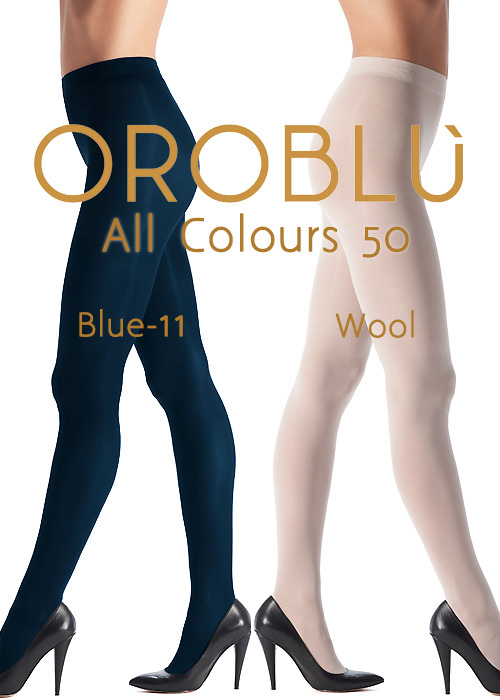 Oroblu All Colours 50 Opaque Tights
