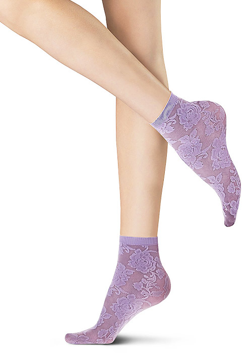 Oroblu All Colours Lace Socks