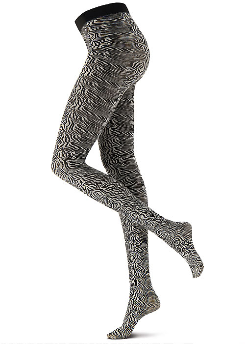 Oroblu Animal Fancy Zebra Tights