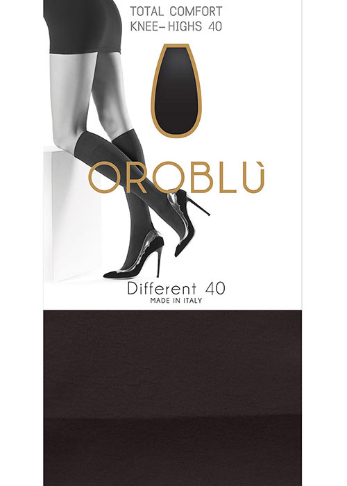 Oroblu Different 40 Knee Highs