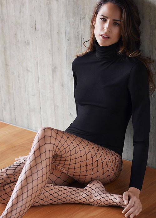 Oroblu Fishnet Glamour Fashion Tights