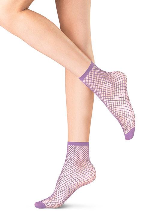 Oroblu Fishnet Regular Socks