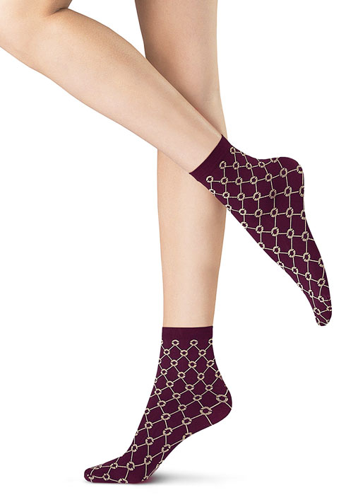 Oroblu Graphic Full Hub Socks