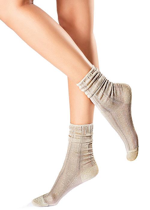 Oroblu Graphic Links Socks