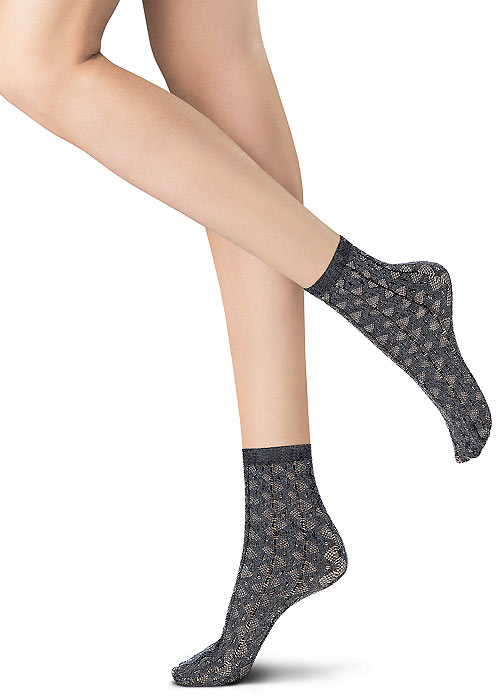 Oroblu Graphic Sparkling Socks