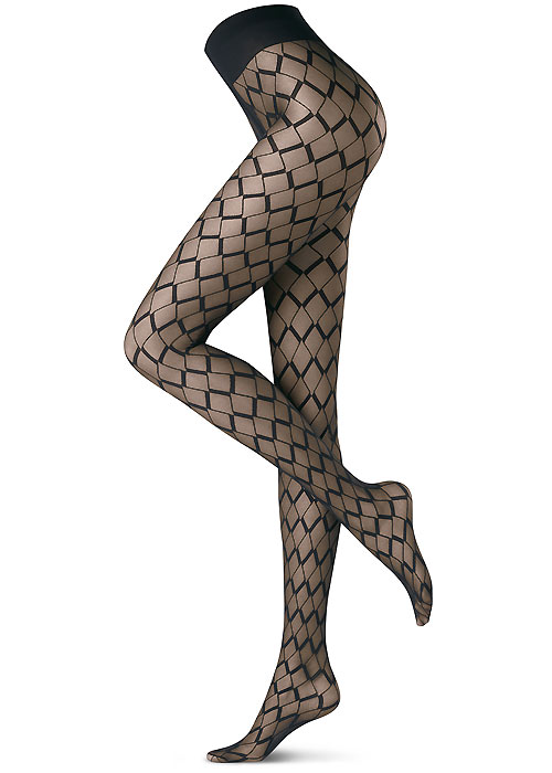Oroblu Graphic Vector Tights