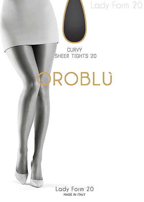 Oroblu Lady Form 20 XL Tights
