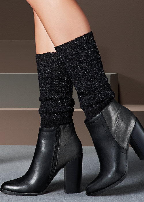 Oroblu Light Fine Cotton Knee Highs