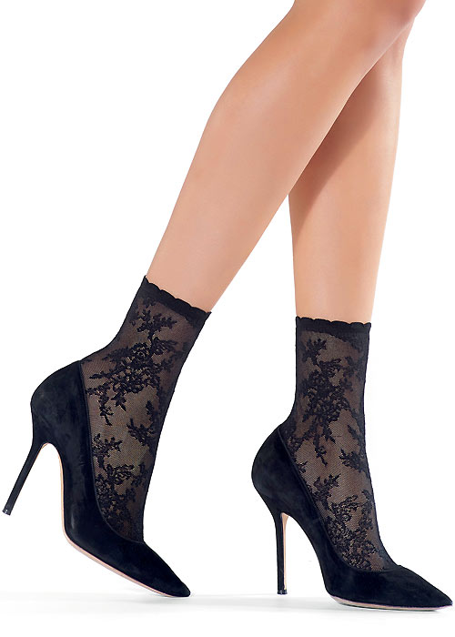 Oroblu Marisol Ankle Highs