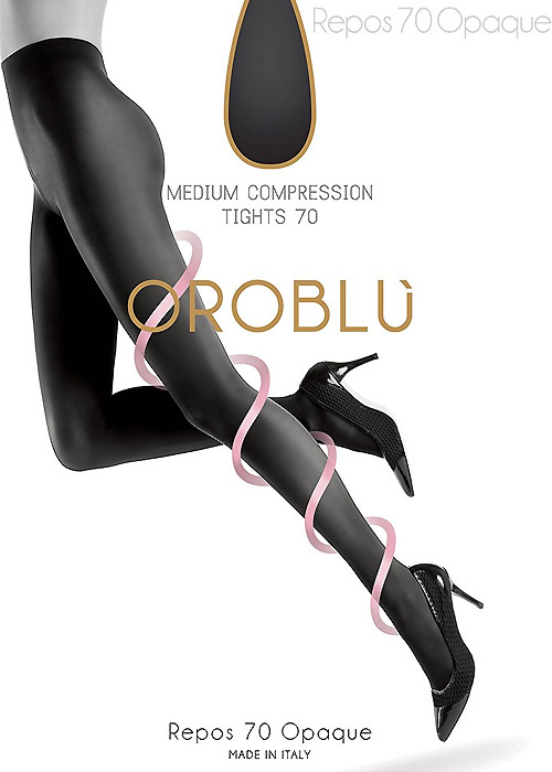 Oroblu Repos 70 Opaque Tights