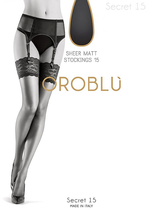 Oroblu Secret 15 Stockings