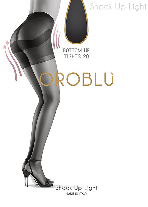 Oroblu Shock Up Light 20 Denier Tights