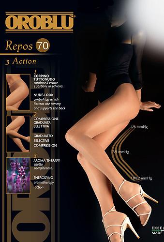 Tights Oroblu Repos 70 Tights
