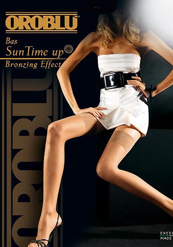 Oroblu Suntime Bronzing Effect Hold Ups