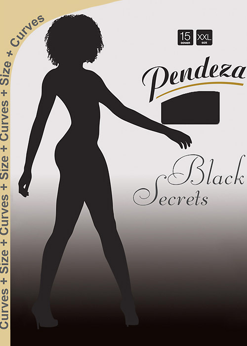 Pendeza Black Secrets Tights