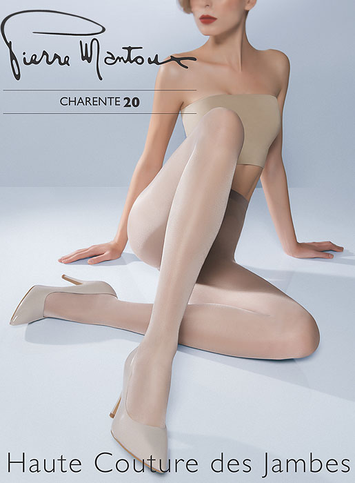 Pierre Mantoux Charente 20 High Gloss Tights