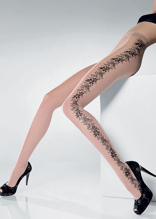 Pierre Mantoux Corinne Tights