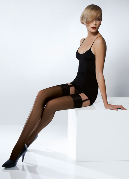 Pierre Mantoux Flou 15 Stockings