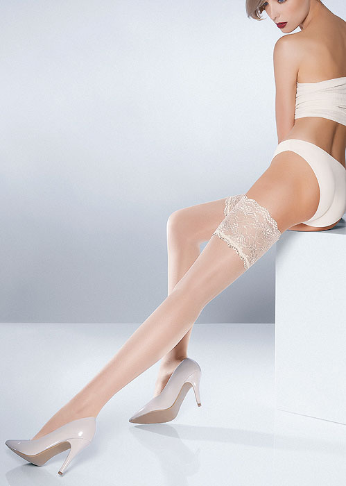 21fd02334 Pierre Mantoux Parisienne Hold Ups In Stock At UK Tights