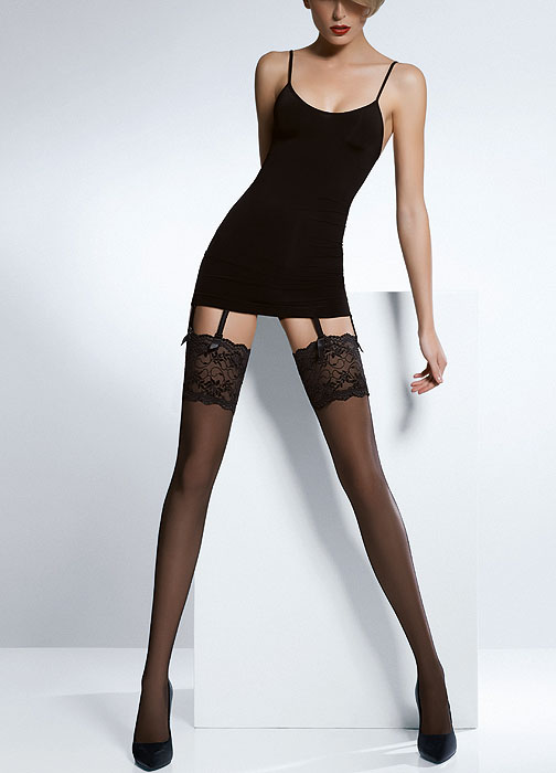 Pierre Mantoux Parisienne Stockings