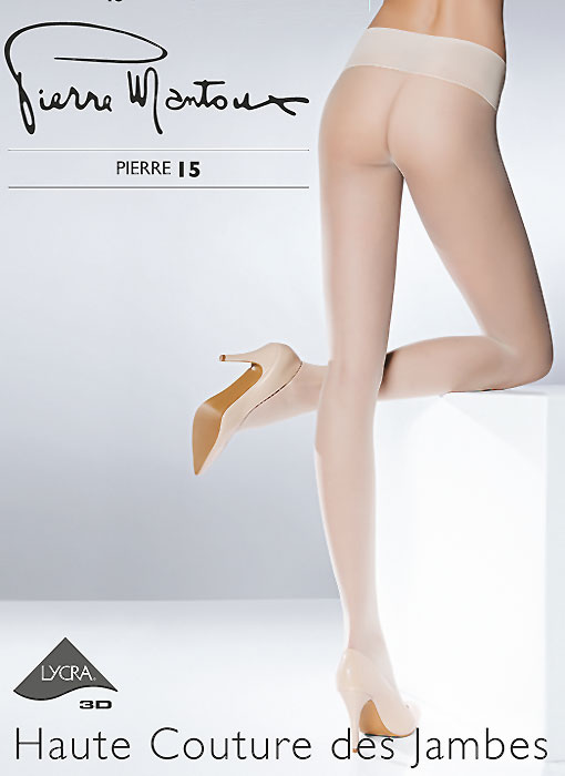Pierre Mantoux Pierre Matt 15 Seamless Tights