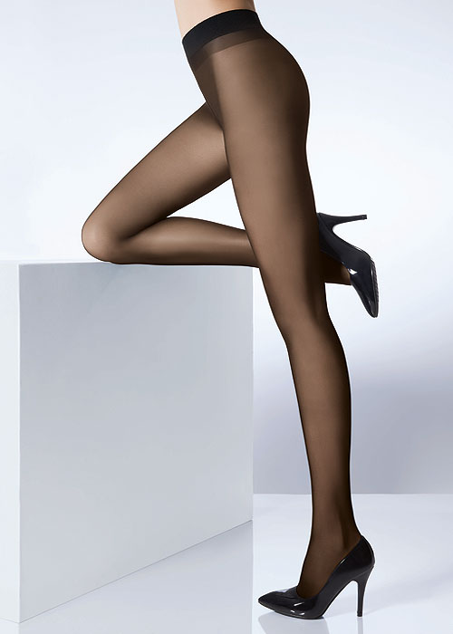 Pierre Mantoux Veloutine 30 Semi Opaque Tights