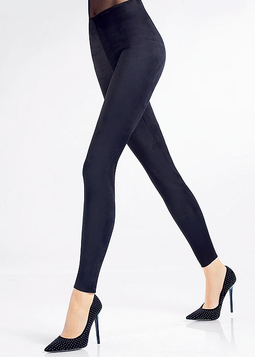 Pierre Mantoux Alcantara Leggings